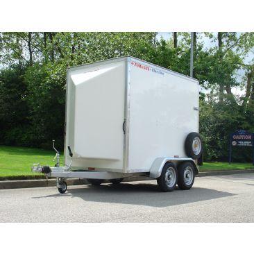 8' X 5' Blueline Box Trailer (1700kg)