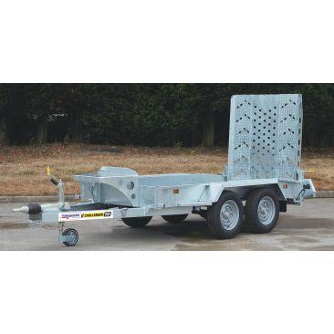10' x 5' Challenger 50 Beavertail Trailer (3500kgs)