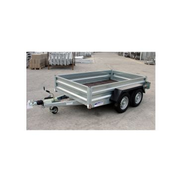 Braked 8' X 5' Twin Axled Trailer