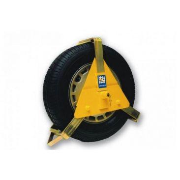 """14"""" - 16"""" Triangular Wheelclamp"""