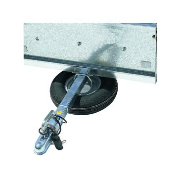Spare Wheel Support 107 - 143