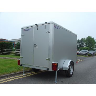 8' X 4' Tow-A-Van Trailer (1500kg)