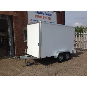 8' X 4' High Tow-A-Van Trailer (2600kg)