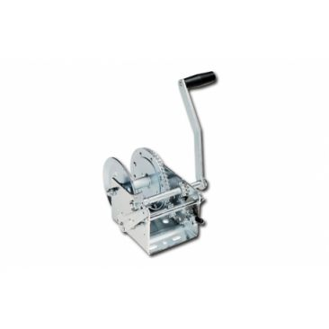 Manual Two Speed Winch 3060kg Rolling Capacity (50mm Drum)