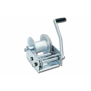 Auto Hand Brake Manual Work Winch 2900kg Rolling Capacity