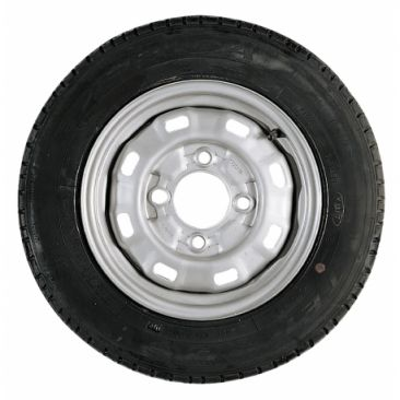 Daxara 107/127/122 Spare Wheel