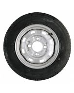 Spare Wheel for Motorbike Trailer