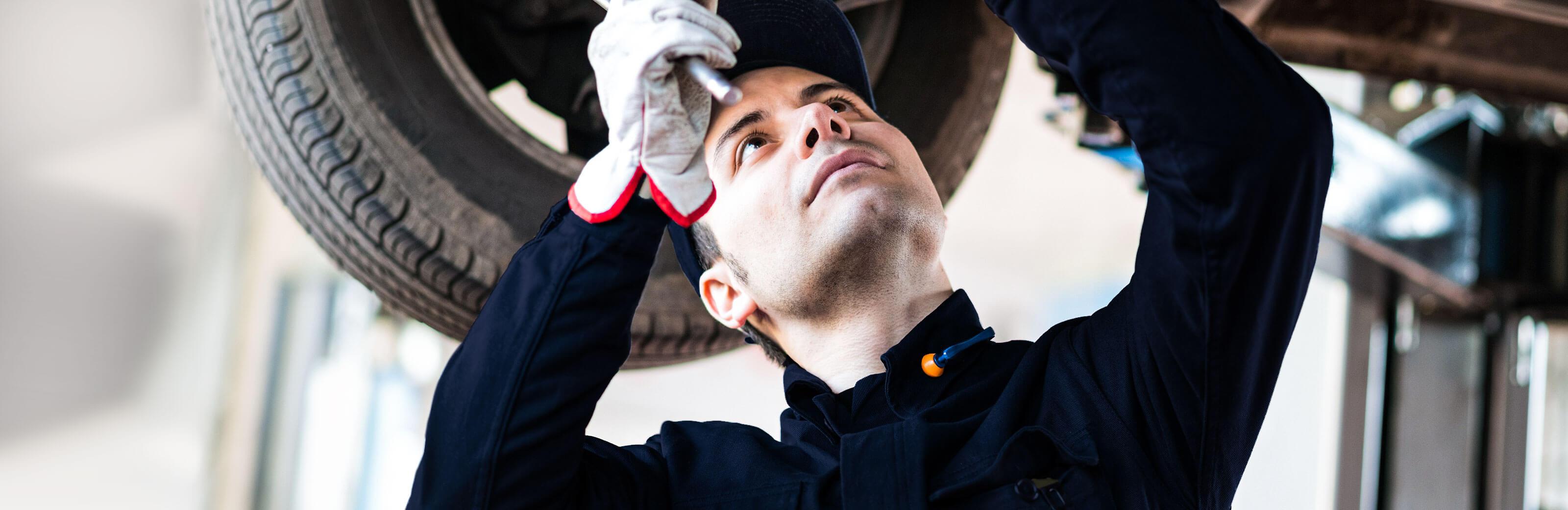 Towbar servicing banner image