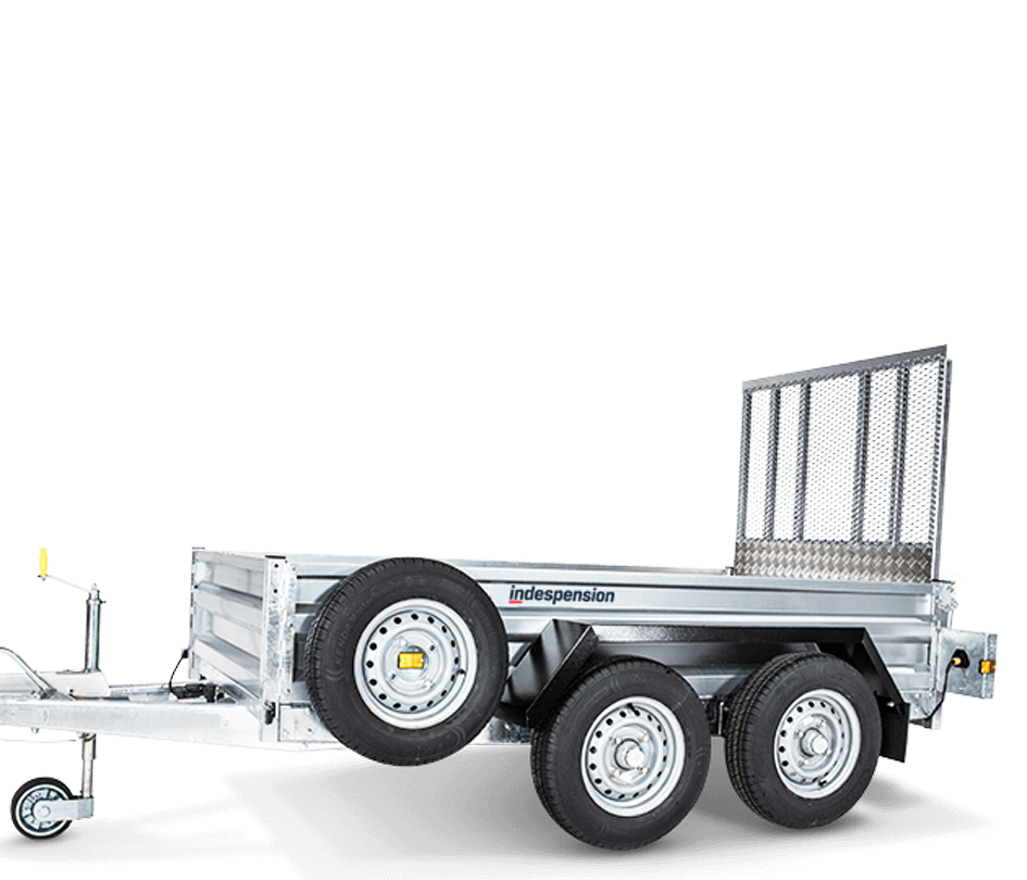 Commercial Goods Trailers